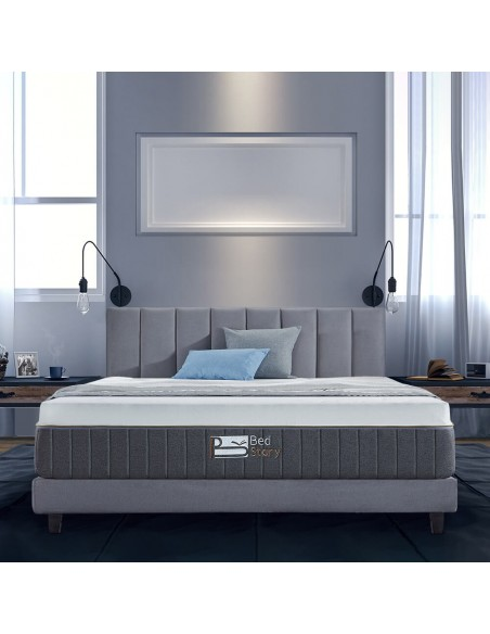 BedStory®  12inch Gel Memory Foam Mattress | Cooling Gel