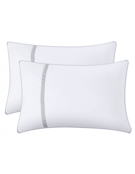 BedStory® Pillow for  Luxurious Comfort | Plush Microfiber Cover