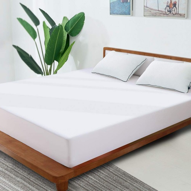 Hypoallergenic Cotton Mattress Cover queen
