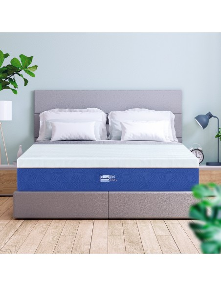 BedStory® 12inch Memory Foam Mattress | Maximum Comforts